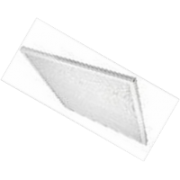 Панель светодиодная LPU-eco ПРИЗМА 36Вт 160 260В 4000К 3000Лм 595х595х25мм ASD