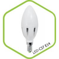 Лампа светодиодная LED СВЕЧА standard 3.5Вт 160-260В Е14 4000К 300Лм ASD