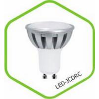 Лампа светодиодная LED JCDRC standard 7.5Вт 160-260В GU10 3000К 600Лм ASD