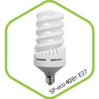 Лампа энергосберегающая SPIRAL econom  60Вт 220В Е27 6500К 3000Лм ASD