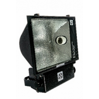 Прожектор металлогалогенный URAN 3206 1х400Вт МН Т/Е40 IP65 черный ASD