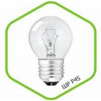 Лампа накаливания ШАР P45 40Вт 220В Е14 МТ  380Лм ASD