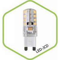 Лампа светодиодная LED JCD standard 3.0Вт 160-260В G9 4000К 250Лм ASD