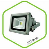 Прожектор светодиодный СДО 2 10 10Вт  220 240В 6500К 800Лм IP65 ASD