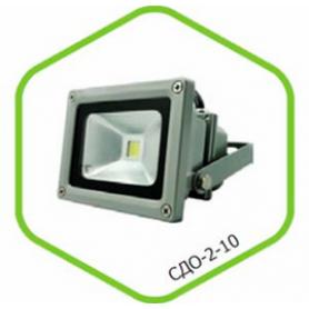 Прожектор светодиодный СДО 2 20 20Вт  220 240В 6500К 1600Лм IP65 ASD