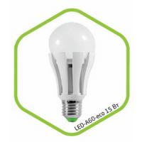 Лампа светодиодная LED A60 standard 15Вт 160-260В Е27 3000К 1200Лм ASD