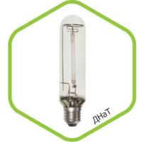 Лампа натриевая ДНАТ 150Вт 220В Е40 2100К 14000Лм ASD