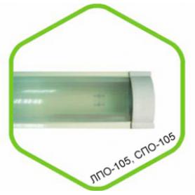 Светильник люм. ЛПО-105 2х36Вт Т8/G13 IP20 ASD