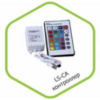 Контроллер LS CB 12 12А 12В 16 статических 4 динамических канала ASD