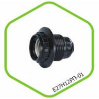 Патрон Е27Н12РП 01 Е27 карболитовый с прижимным кольцом ASD