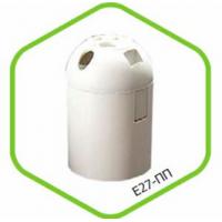 Патрон Е27 ПП пластиковый подвесной ASD