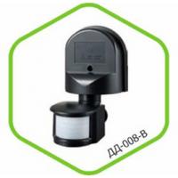 Датчик движения инфракрасный ДД 008 W 1200Вт 180 гр.12м IP44 белый ASD