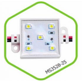 Модуль светодиодный MS3528 25 0.5Вт 12В IP65 ASD