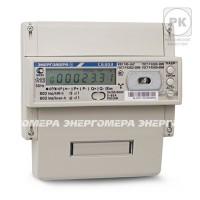 Счётчик 3ф. мн.т. акт.-реакт.эн. 5- 10А 380В кл.0,5S/0,5 ЖК-дисп. DIN-рейка оптопорт RS485 до 4 тар.