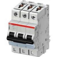 Автомат .выкл.3-пол. 16А тип D 25кА серия S400M