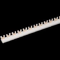 Шина соединительная 3-фаз. 63А типа PIN (штырь) ( 1м )
