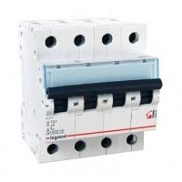 Автомат. выкл. 4-пол. 40А тип C 6кА серия TX3