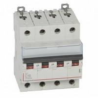 Автомат. выкл. 4-пол. 80А тип C 16кA серия DX3