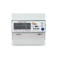 Счётчик 3ф. мн.т. акт.-реакт.эн. 5- 100А 380В кл.1 ЖК-дисп. DIN-рейка оптопорт RS485 до 4-х тар.