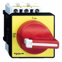 Выключатель-разъединитель 3-пол. 63A дверного монтажа серия Vario