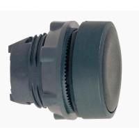 Головка для кнопки черная 22 мм с возвратом