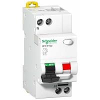 Автомат. выкл. дифф. тока 1-пол.+N 16А 30мА тип AC 6кА хар-ка C серия DPN N VIGI