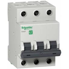 Выключатель автоматический модульный 3п C 25А 4.5кА EASY9 =S= SchE EZ9F34325