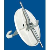 Потолочный крюк для подвешивания люстры 15 кг.