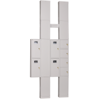 Компенсатор высоты для УЭРМ-Х-3850 (к-т 2шт.)