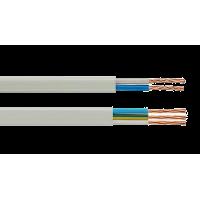 Провод ПУНП 3х2,5монтажный медный гибкий с ПВХ изоляцией