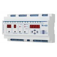 Таймер последовательно-комбинационный ТК-415