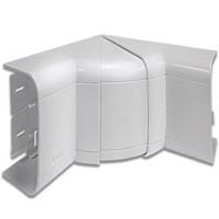Угол внутренний регулируемый с разделителем 90х25