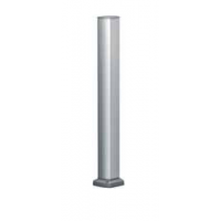 Мини-колонна односторон, 0.43м, 6 мех-мов, белая, подключение из под пола