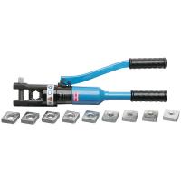 Пресс ручной гидравлический 10-300 кв.мм клапан сброса ПГРс-300