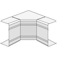 Угол внутренний регулируемый 80х40