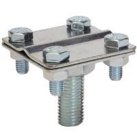 Соединитель вертикального заземлителя D16 мм