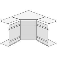 Угол внутренний регулируемый 40х40