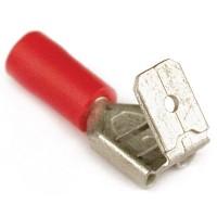 Наконечник изол. плоский, смешаный, 0,25-1,5 кв.мм (упак.50шт)