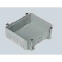 Монтажная коробка для заливки в бетон под лючок SF 3 модуля