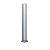 Мини-колонна 2-х сторон. 0.7м, 24 мех-ма, анод алюм, подключение через короб 18х75