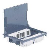 Монтажная коробка для заливки в бетон под лючок SF 6 модулей