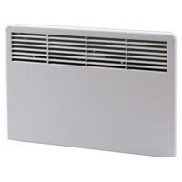 Конвектор панельный настенный 1,0 кВт 230В мех.термостат защита от перегрева евровилка IP21 Beta M