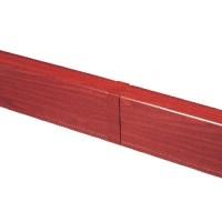 Накладка на стык для к-к 100х40 мм под дерево Angara