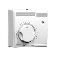 Терморегулятор BMT-1, 16А, Диапазон регулировки +10…+30°С,без выкл. индикат.раб.сост.