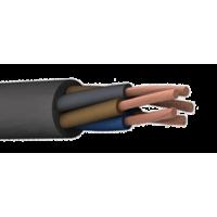 Кабель силовой 2х1.5 кв.мм медный гибкий с резиновой изоляцией холодостойкий КГ-ХЛ