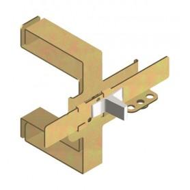 Фронтальная блокировка 2-х автоматов T1-T2-T3