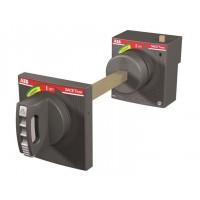 Рукоятка поворотная на дверь для выключателя стационарного/втычного исполнения RHE XT2-XT4 F/P