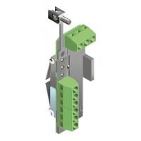 """Контакты положения """"выкачен"""" с проводами AUP-R 250 V FP XT2-XT4"""