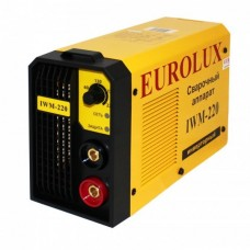 Сварочный аппарат инверторный EUROLUX IWM220