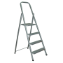 Стремянка алюминиевая ВИХРЬ СА 1х4